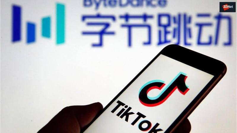 海外版抖音TikTok。圖/取材自ZDNet