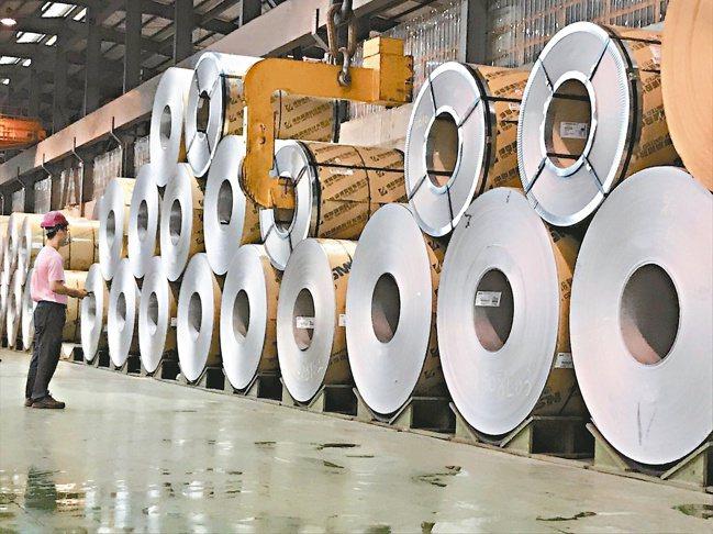 中華經濟研究院今(1)日發布5月台灣製造業採購經理人指數(PMI)。 報系資料照