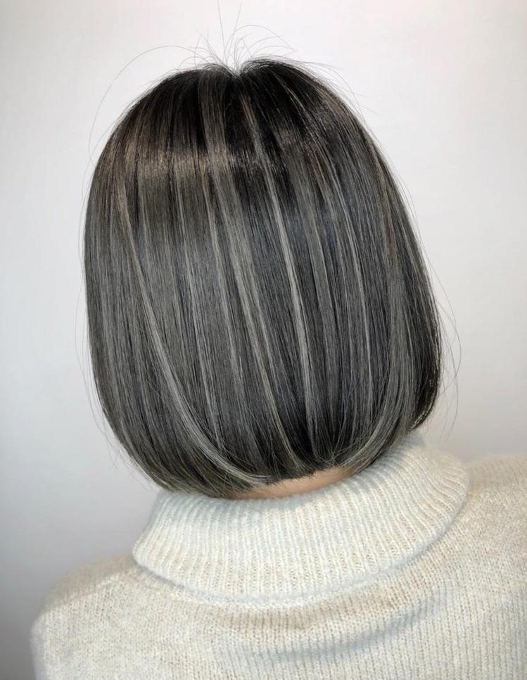髮型創作/加慕秀鑫鑽店 / Momo默默,圖/StyleMap美配提供