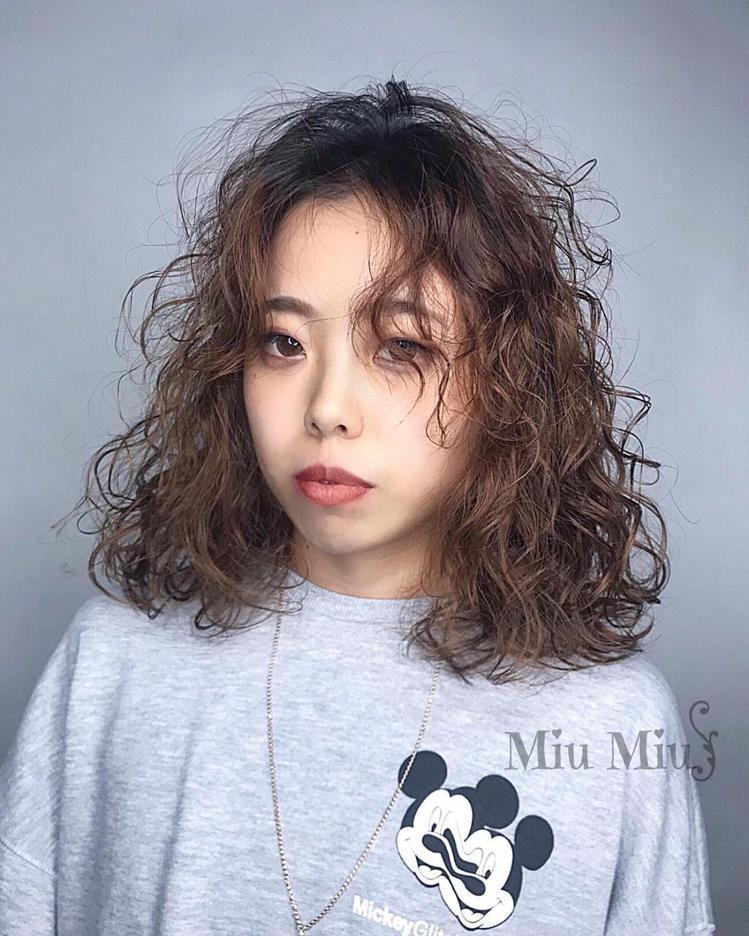髮型創作/AT22國際髮型 板橋店 / Miu Miu,圖/StyleMap美配...