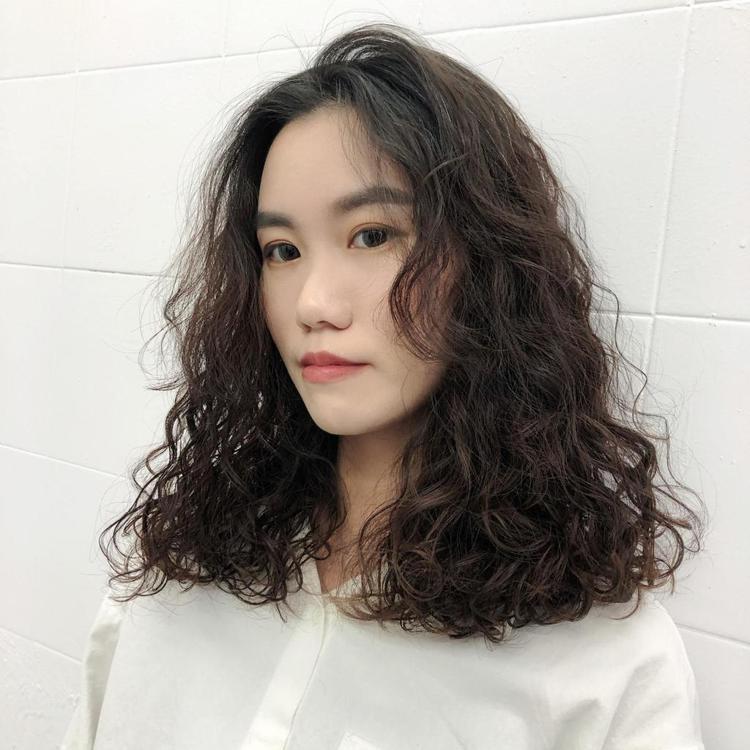 髮型創作/LAB hair salon / 魔女安柏,圖/StyleMap美配提...