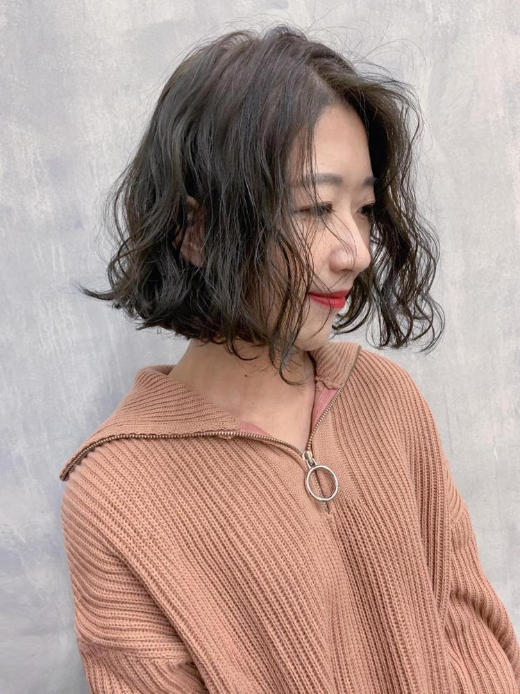 髮型創作/默·MO HAIR / 阿毛,圖/StyleMap美配提供