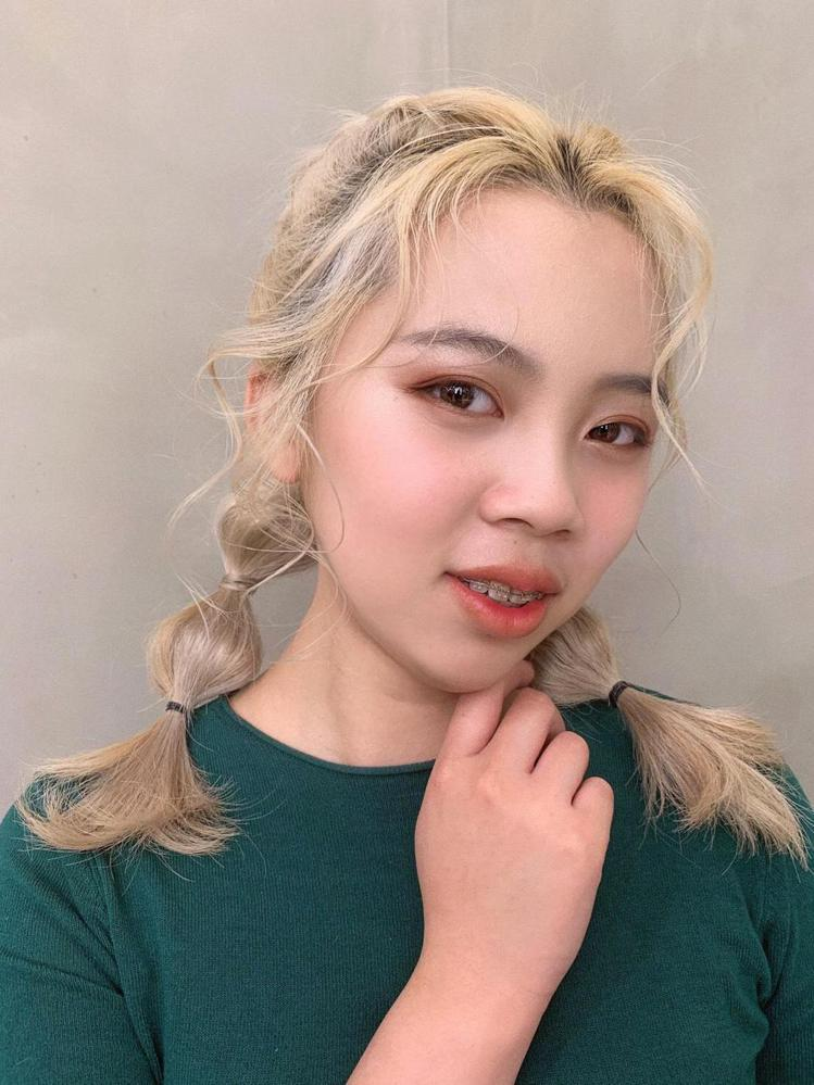 髮型創作/KOMM Hair salon / NICO,圖/StyleMap美配...