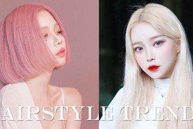 美成這樣合法嗎!韓國IG潮模髮型範本,木馬卷、旁分鎖骨髮、焦糖米棕色...多款髮型必收藏!