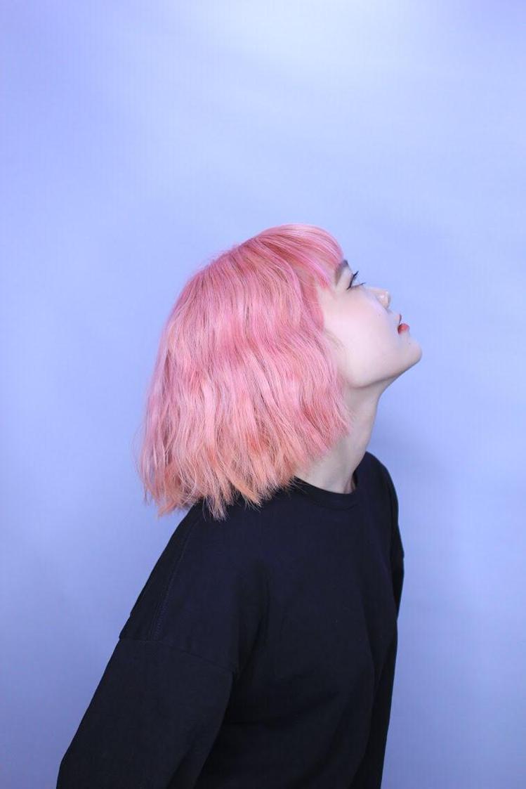髮型創作/欣悅髮廊 / sam,圖/StyleMap美配提供