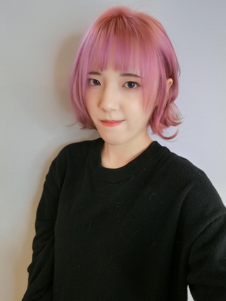 髮型創作/上越國際髮型新埔店 / Mifi 米菲,圖/StyleMap美配提供