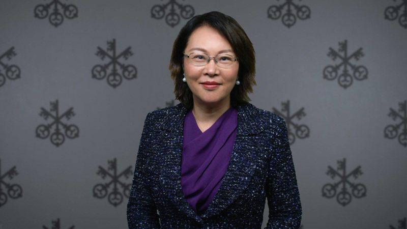 瑞銀投資研究部中國策略主管劉鳴鏑。圖/瑞銀提供
