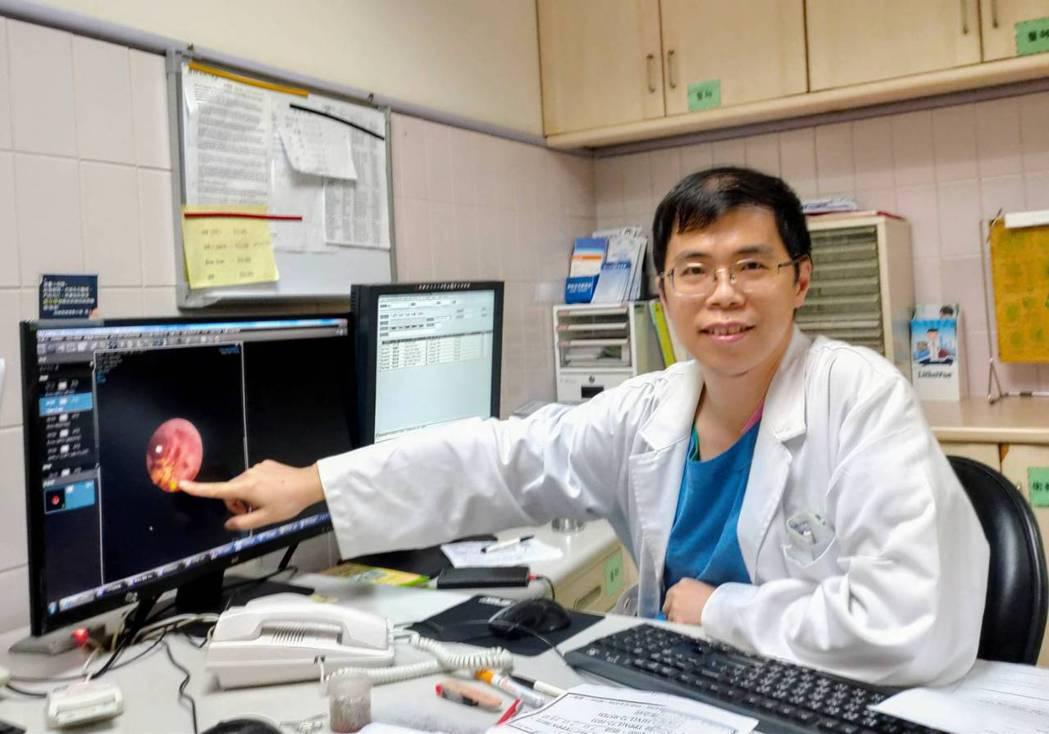 聖保祿醫院泌尿科醫師張伸光表示,近期和婦產科密切合作,已成功治療多位孕婦尿路結石...