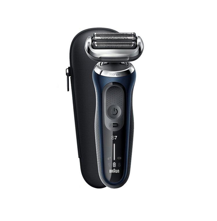 德國百靈7系列暢型貼面電鬍刀70-B4200cs,momo購物網獨家氣泡水機組合...