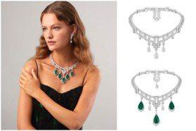 梵克雅寶 可轉換式珠寶變化出新意 重現名女人的珠寶盒