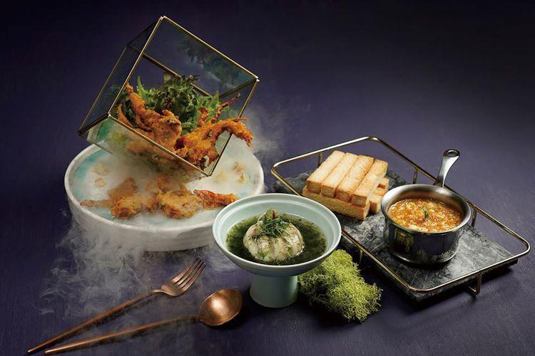 「THE 上海」為上海鄉村與飯BAR攜手打造的全新品牌。圖/台北101提供