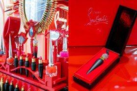 獨/受疫情衝擊?「紅底鞋彩妝Christian Louboutin」登台未滿一年就撤櫃