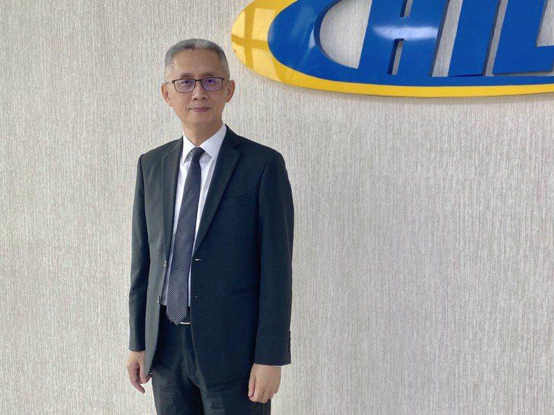 奇力新集團總經理暨執行長郭耀井 聯合報記者李孟珊/攝影