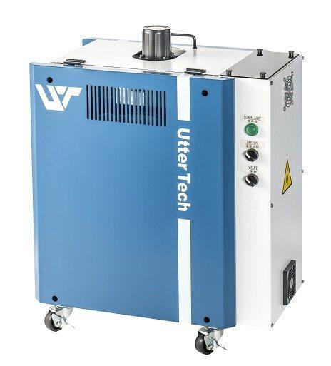 力鋼國際新品-失重式 液態定量控制系統。 力鋼國際/提供