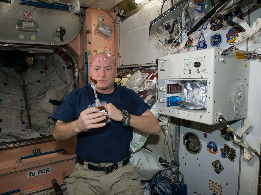 Argotec與Lavazza合作,為國際太空站研發了第一台濃縮咖啡機ISSpr...