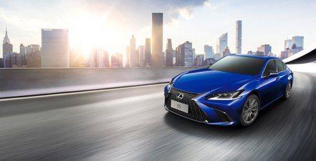 穩坐台灣豪華車總代理銷售冠軍 LEXUS多款車型將做更動