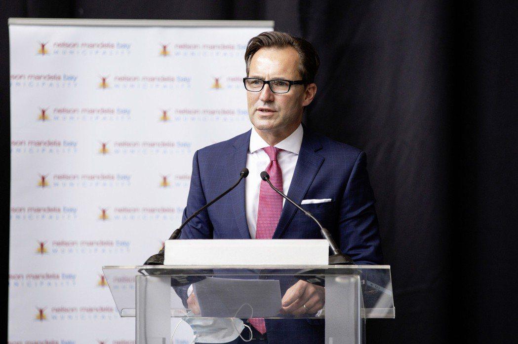 ŠKODA新任執行長Thomas Schäfer。 摘自Volksagen