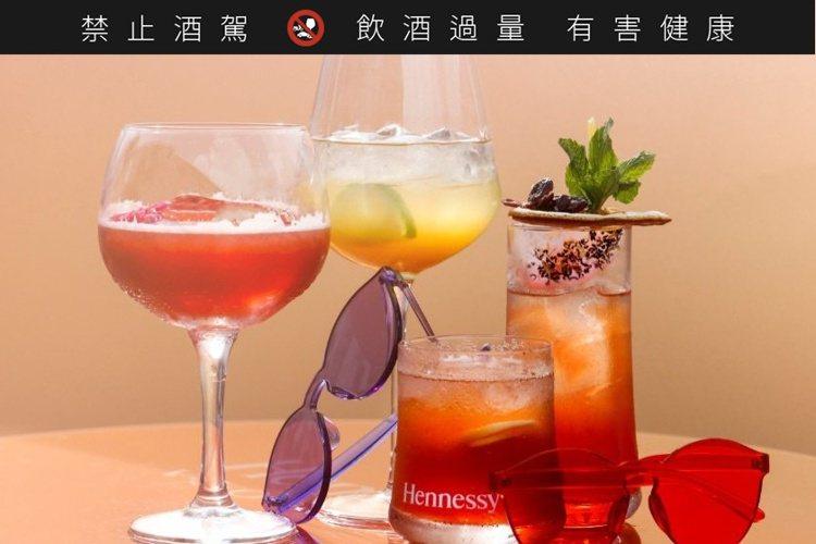 調酒中的冰塊融化速率,是沒有寫在酒譜裡的關鍵密碼,對調酒風味有重大影響。圖/酩悅...