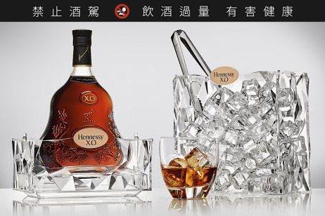 冰塊是專業與非專業調酒之間,不能說的公開秘密。圖/酩悅軒尼詩提供