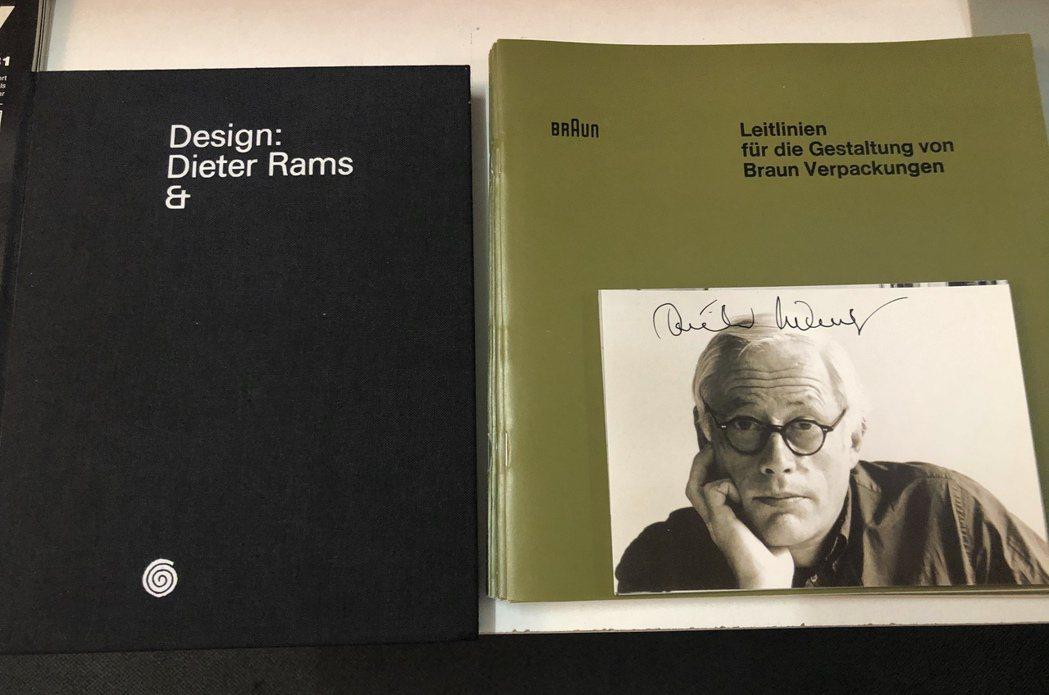 關於Dieter Rams與百靈牌的書籍與老目錄不少,有人還以此為收集目標。Ge...