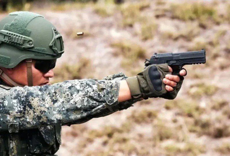 國軍專責保衛台澎金馬防戰的「固安作戰計畫」部分計畫,傳出遭基層士官在網站上兜售。示意圖/國防部提供