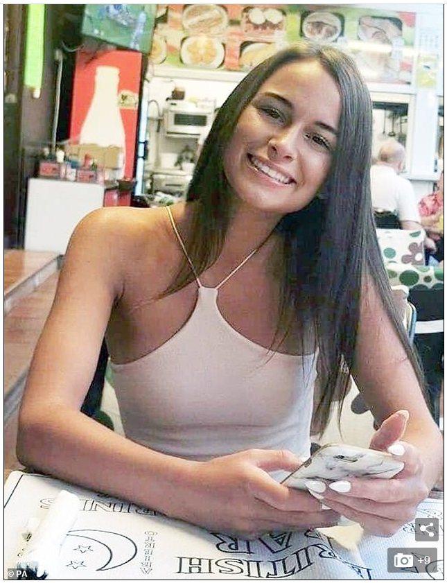 英國一名20歲女子,2019年被發現陳屍在威金頓公園的灌木叢中。圖擷自Daily Mail每日郵報(8/5)