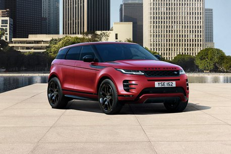 Land Rover Range Rover Evoque 50th Limited Edition台灣限定版!升級近14萬專屬配備