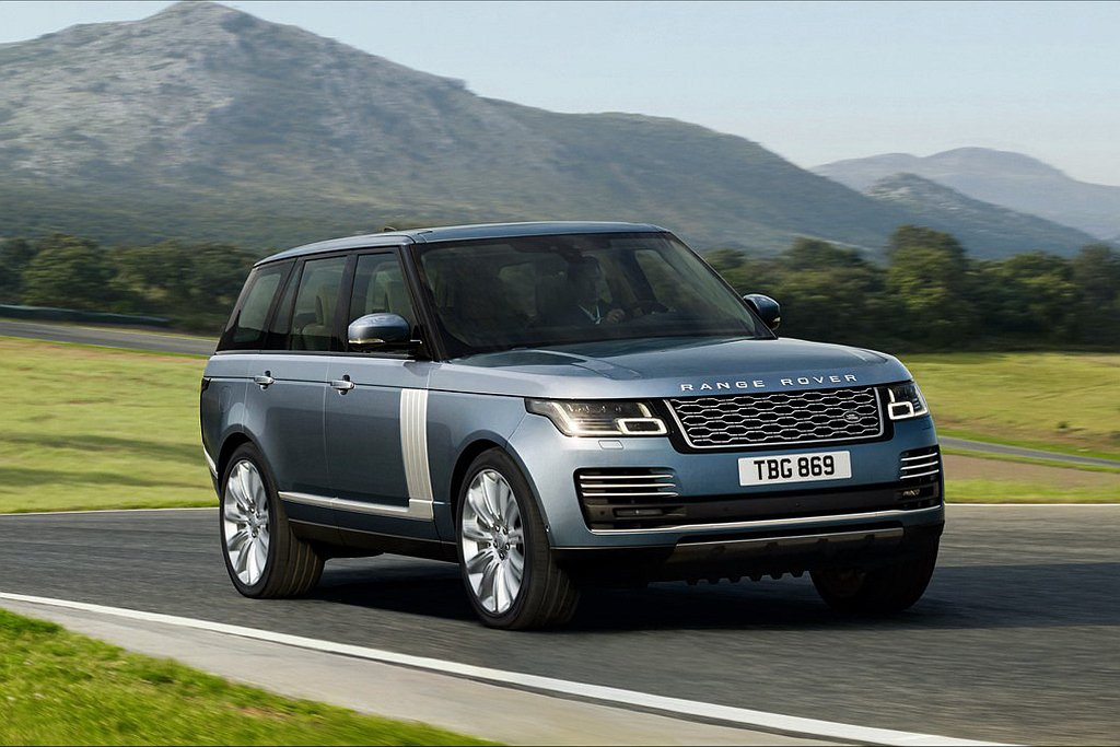 全球休旅王者Range Rover自1970年問世以來,始終為世界頂級休旅的代名...