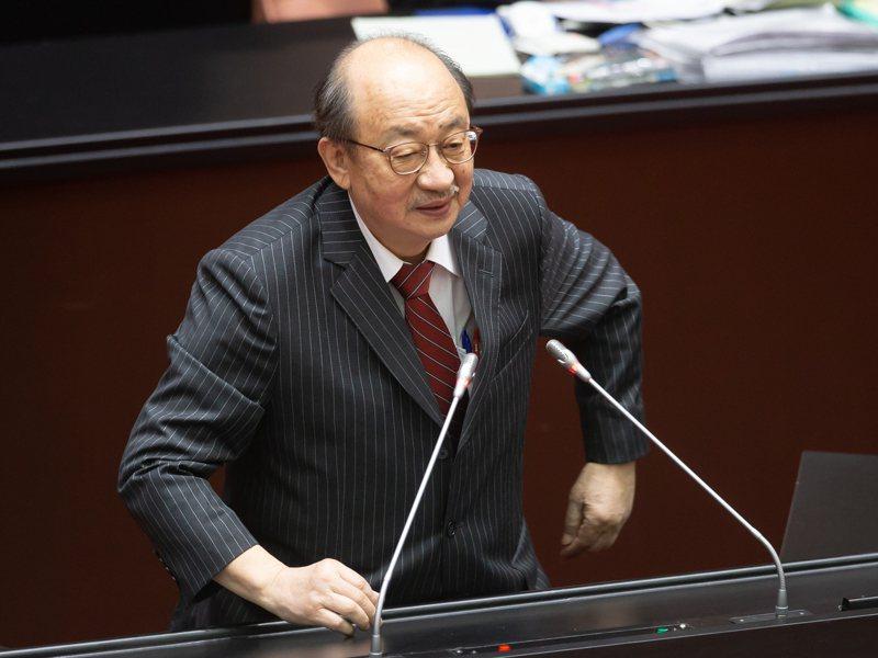 民進黨立委柯建銘。聯合報系資料照/記者季相儒攝影