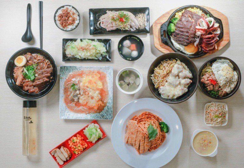 桃園市青埔華泰名品城OUTLET3期美食街,品嚐異國美食。 圖/華泰名品城提供