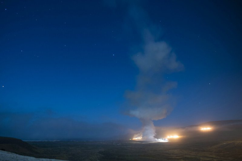 美國今天成功試射了無武裝的義勇兵三型(Minuteman III)洲際彈道飛彈。 美聯社