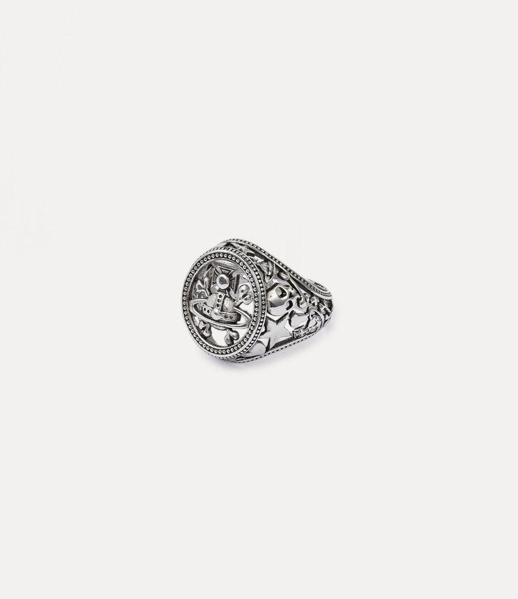 AARON SEAL鏤空系列戒指,7,700 (1)