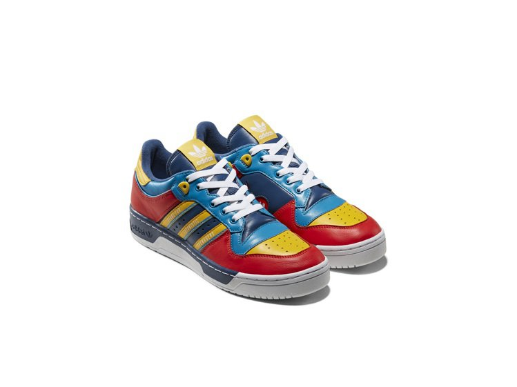 Rivalry HUMAN MADE系列鞋4,690元。圖/adidas Ori...