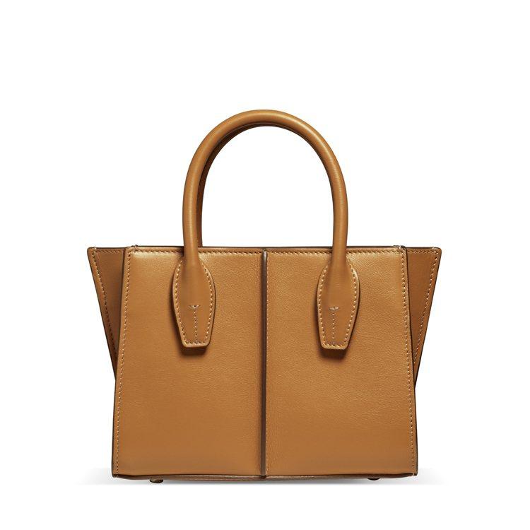 TOD'S HOLLY皮革提包,67,000元。圖/迪生提供
