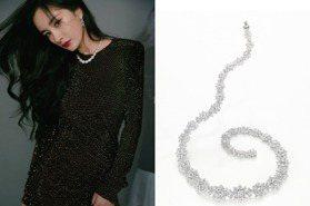 騰訊年度發表 楊冪、周冬雨頂級珠寶上身 90小仙女VS美腿女王 美豔PK