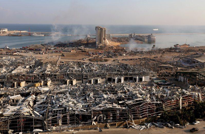 專家認為這起大爆炸事件,將在黎巴嫩引發更多反政府抗議活動。路透