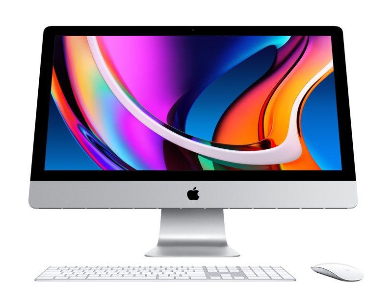 蘋果推出27吋iMac重大更新,SSD成為標配,並擁有令人驚豔的Retina 5K顯示器。圖/蘋果提供