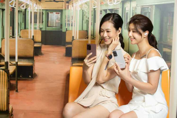 Samsung Galaxy Note20系列與三星首度搭載主動降噪功能的Sam...