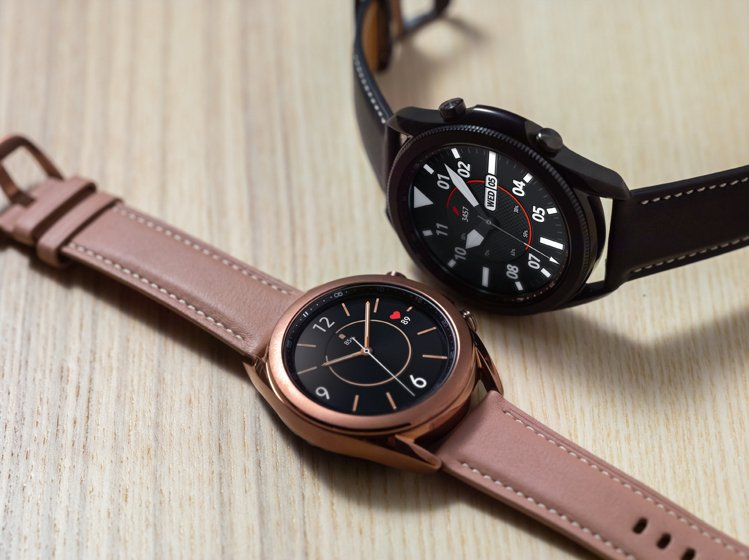 Samsung Galaxy Watch3搭載齊全的健康與運動追蹤功能。圖/三星...
