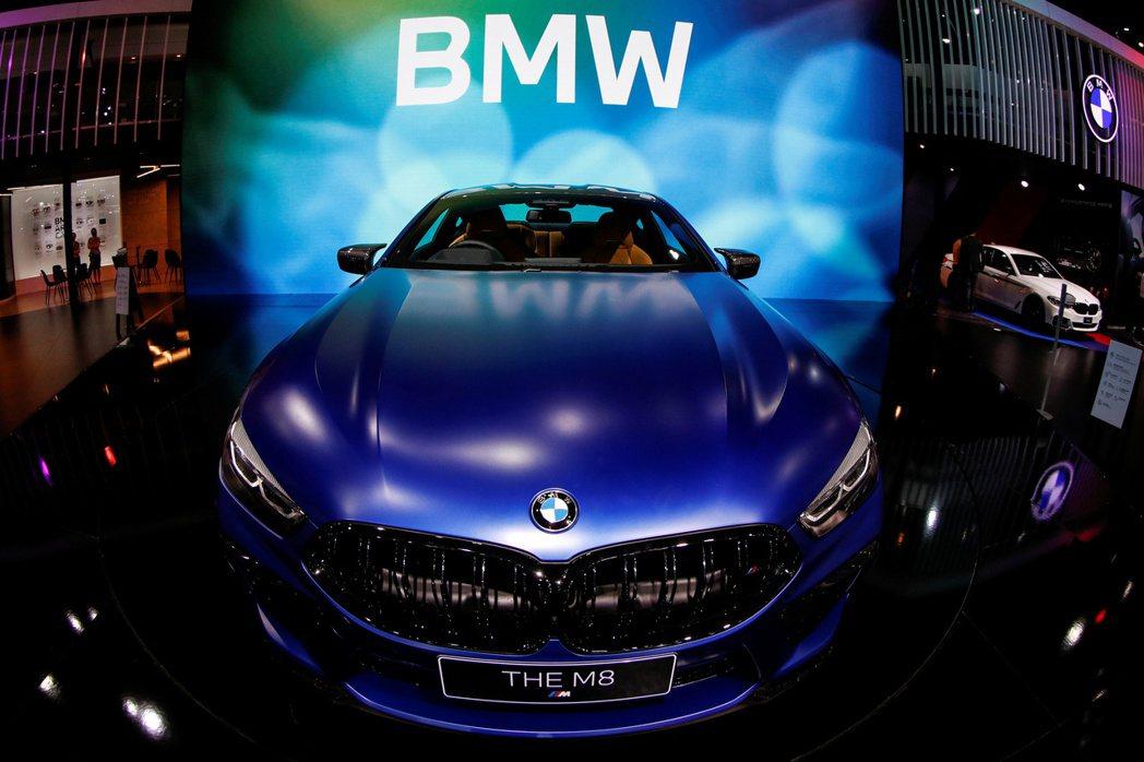 BMW公布財報,上季營業損失7.9億美元,是自2009年金融海嘯以來首度出現營業...