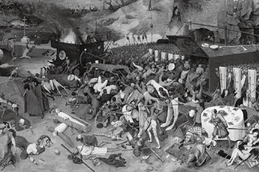 吳宜蓉/中世紀防疫大作戰:戴口罩也擋不住的黑死病