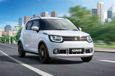 Suzuki Ignis全數售罄!Vitara持續熱銷再推優惠