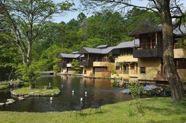 新的渡假村以大自然為主要概念,融入當地景色的相關色系去打造所有的空間。 圖/星野集團提供