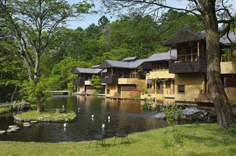 新的渡假村以大自然為主要概念,融入當地景色的相關色系去打造所有的空間。 圖/星野...