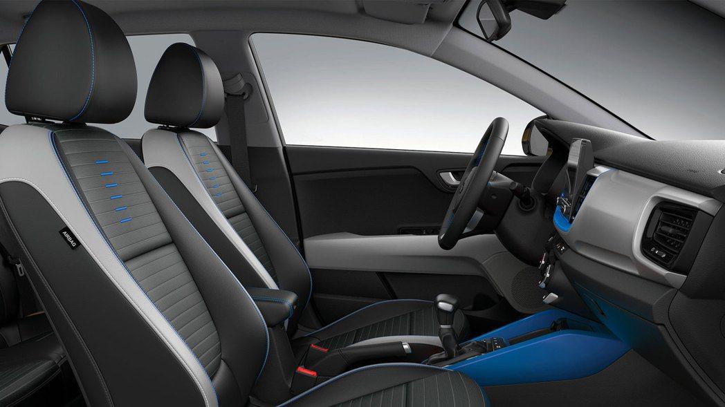 小改款Kia Stonic提供無線Apple CarPlay、Android A...