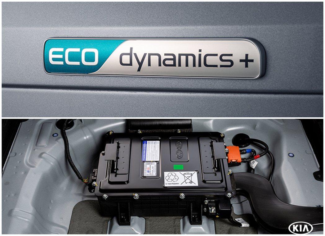 小改款Kia Stonic的重點在於導入48V Mild Hybrid輕油電混合...