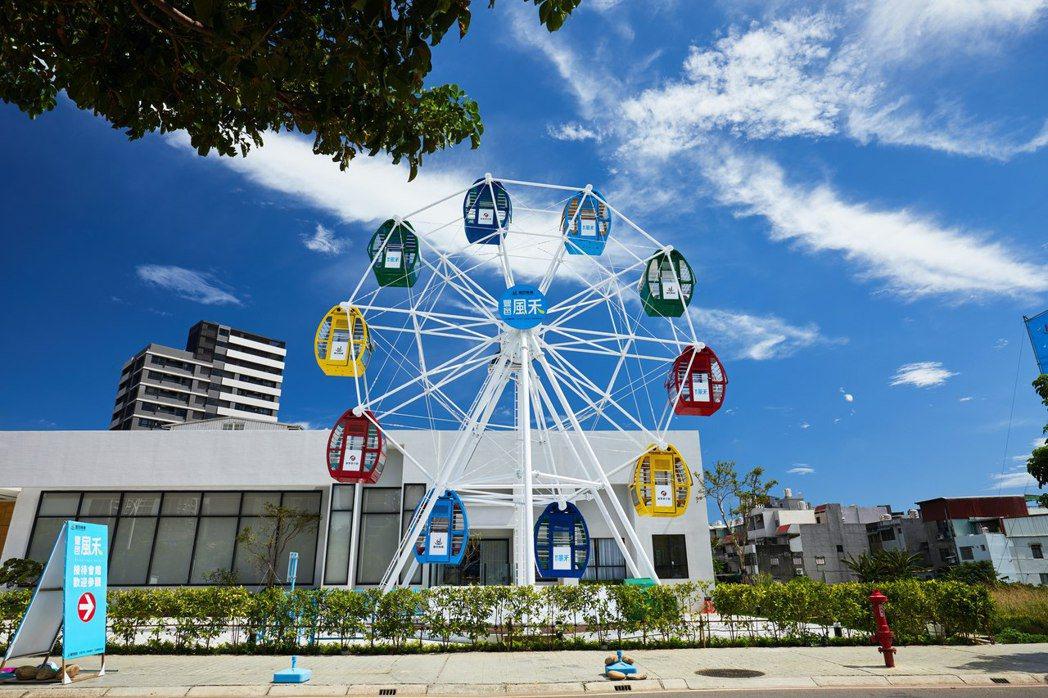 「豐邑風禾」擁有近千坪的綠化步道花園、全齡化公設,打造健康樂活宅。創意家行銷/提...