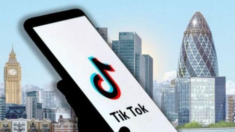 TikTok的中國母公司字節跳動正在考慮是否在倫敦設立總部。(路透)