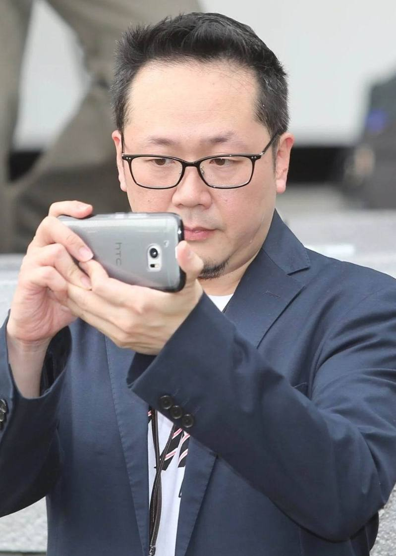 文總副秘書長李厚慶。本報資料照片