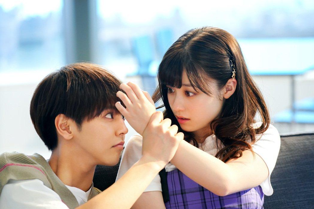 「午夜0時的吻」8月21日上映。圖/傳影互動提供